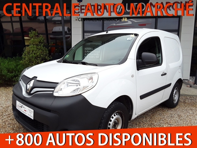 Renault KANGOO II EXPRESS 1.5 DCI 90 ENERGY COMPACT EXTRA R-LINK Diesel BLANC Occasion à vendre
