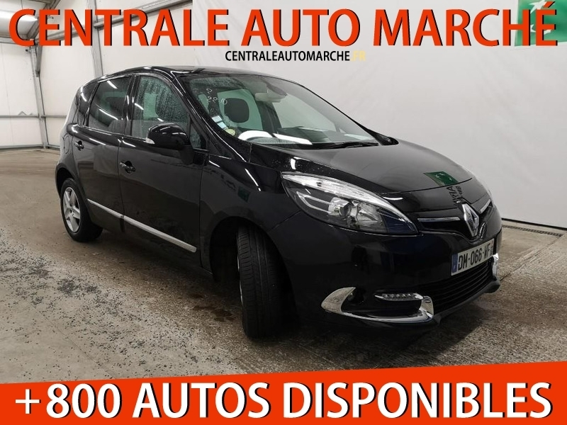 Renault SCENIC III 1.5 DCI 110CH ENERGY BUSINESS ECO² Diesel NOIR Occasion à vendre