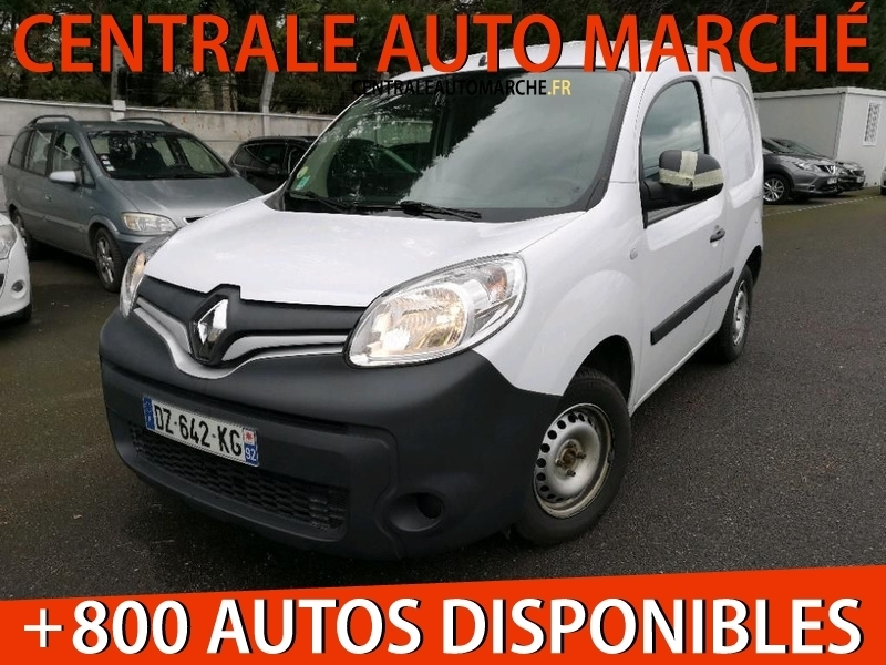 Renault KANGOO II EXPRESS 1.5 DCI 90 COMPACT EXTRA R-LINK Diesel BLANC Occasion à vendre