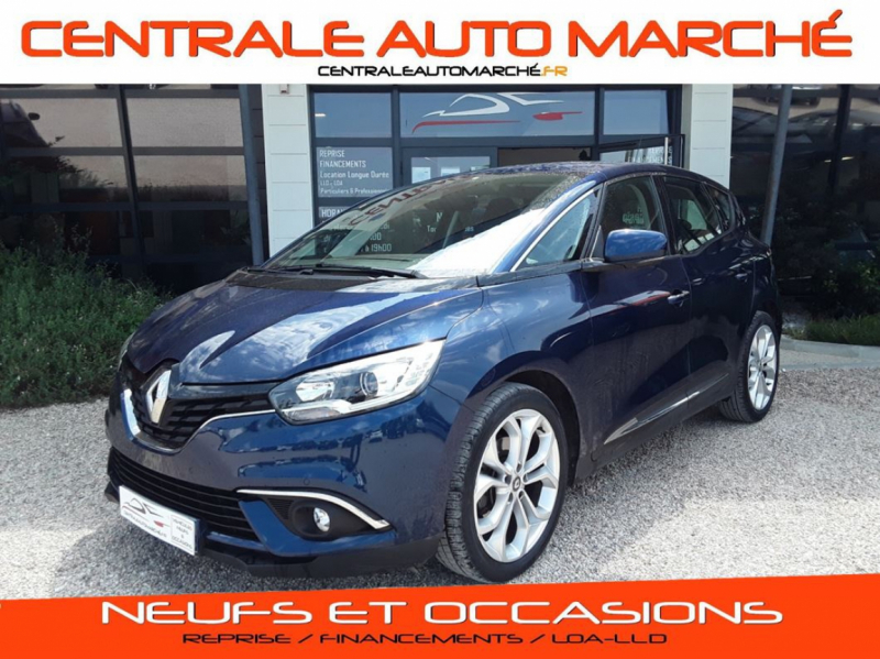 Renault SCENIC dCi 130 Energy Business Diesel  Occasion à vendre