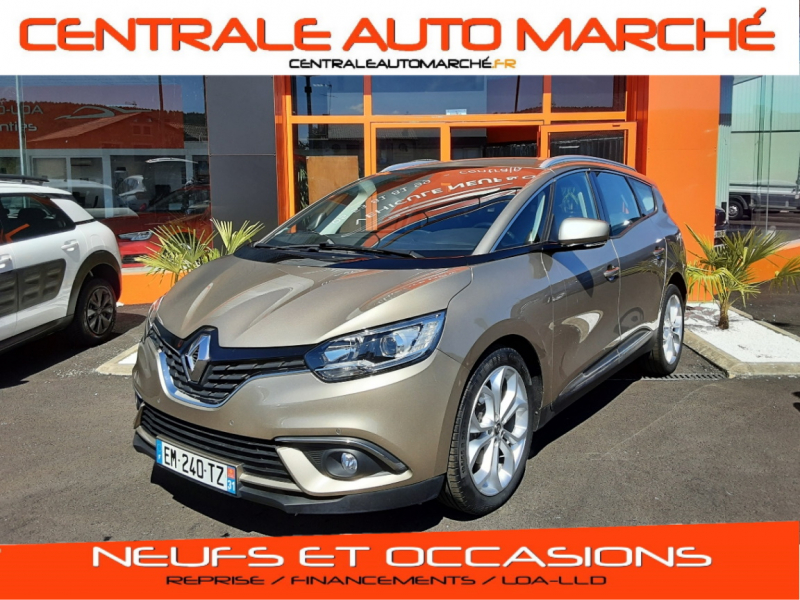 Renault SCENIC GD dCi 130 Energy Business 7 pl Diesel  Occasion à vendre