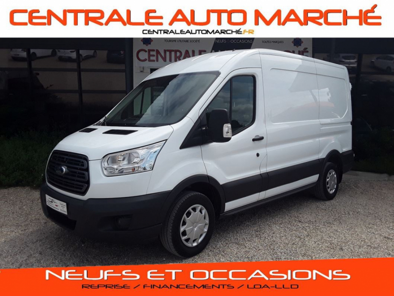 Ford TRANSIT 2T FOURGON T310 L2H2 2.0 TDCI 105 TREND BUSINESS Diesel  Occasion à vendre