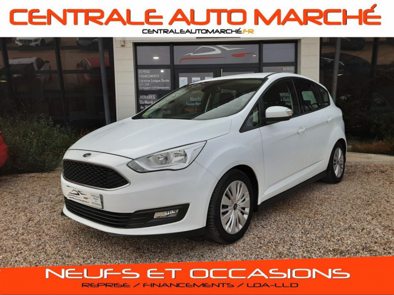 Ford C-MAX 1.5 TDCi 120 SetS Business Nav Diesel  Occasion à vendre