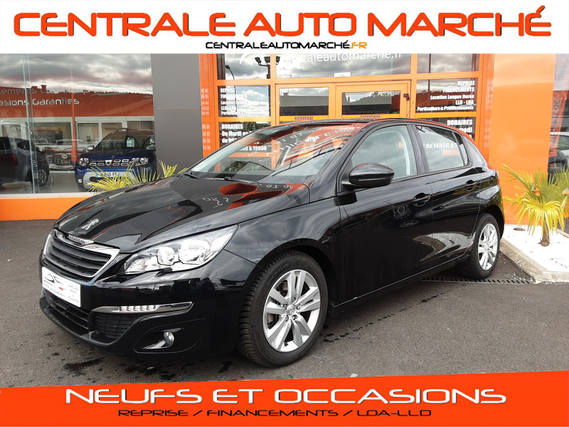 Peugeot 308 1.6 BlueHDi 120ch SetS BVM6 Active Business Diesel  Occasion à vendre