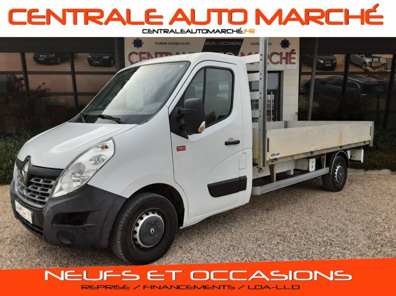 Renault MASTER PHC L3H1 3.5t 2.3 dCi 135 ENERGY CONFORT Diesel  Occasion à vendre