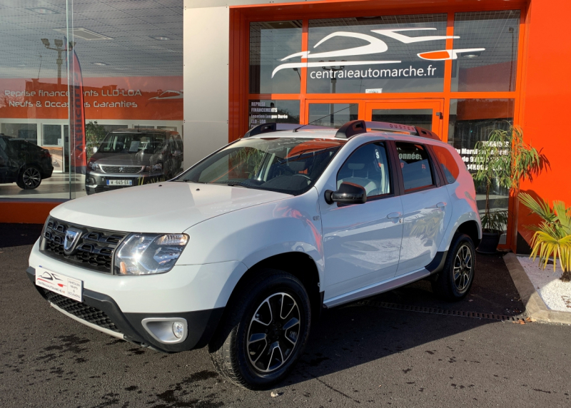 Dacia DUSTER TCe 125 4x2 Black Touch/camera Essence  Occasion à vendre