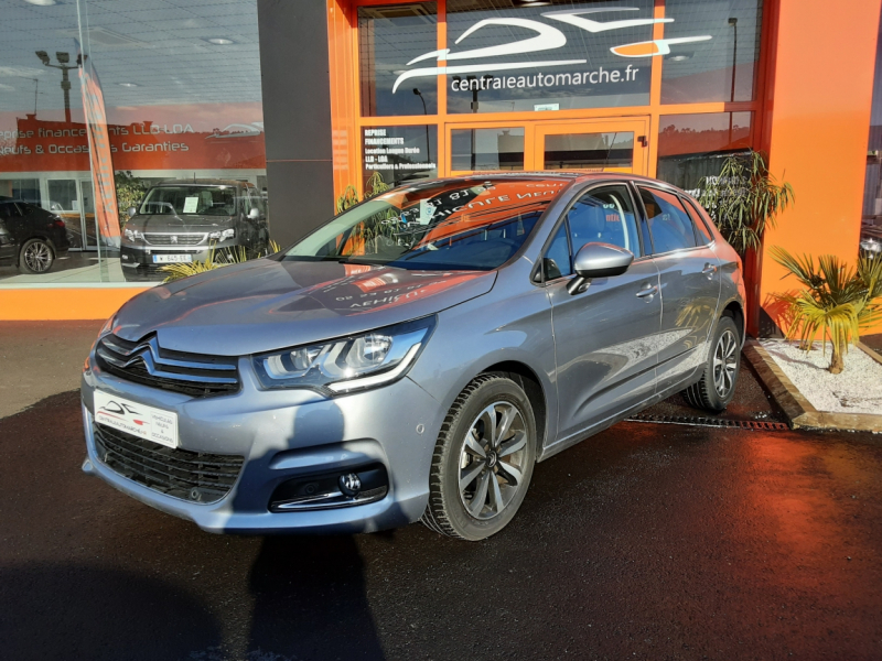 Citroen C4 BlueHDi 120 SetS EAT6 Millenium Business Diesel  Occasion à vendre