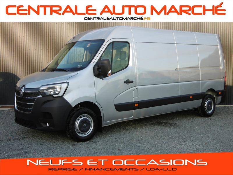 Renault MASTER PHASE 2 L3H2 PACK CLIM DIESEL KNH  GRIS ETOILE Neuf à vendre