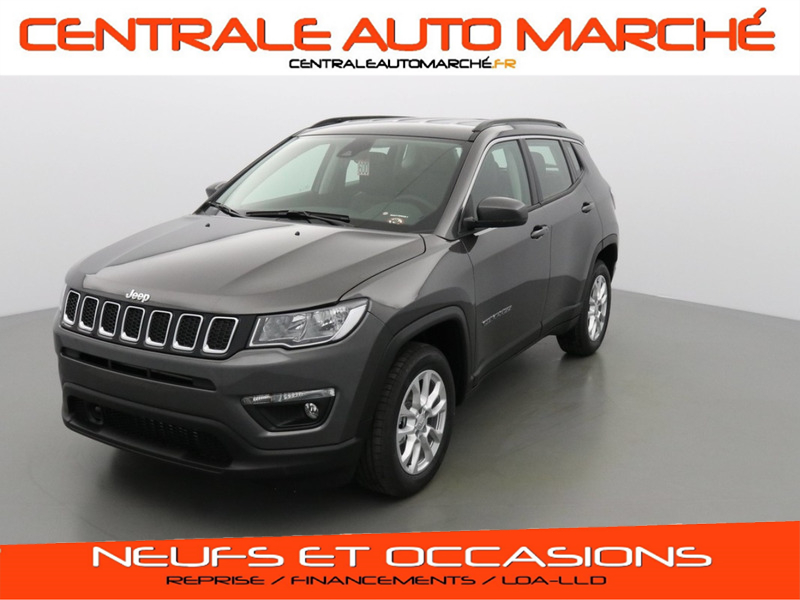 Jeep Compass LONGITUDE BUSINESS DIESEL 095 / GRANITE CRYSTAL Neuf à vendre